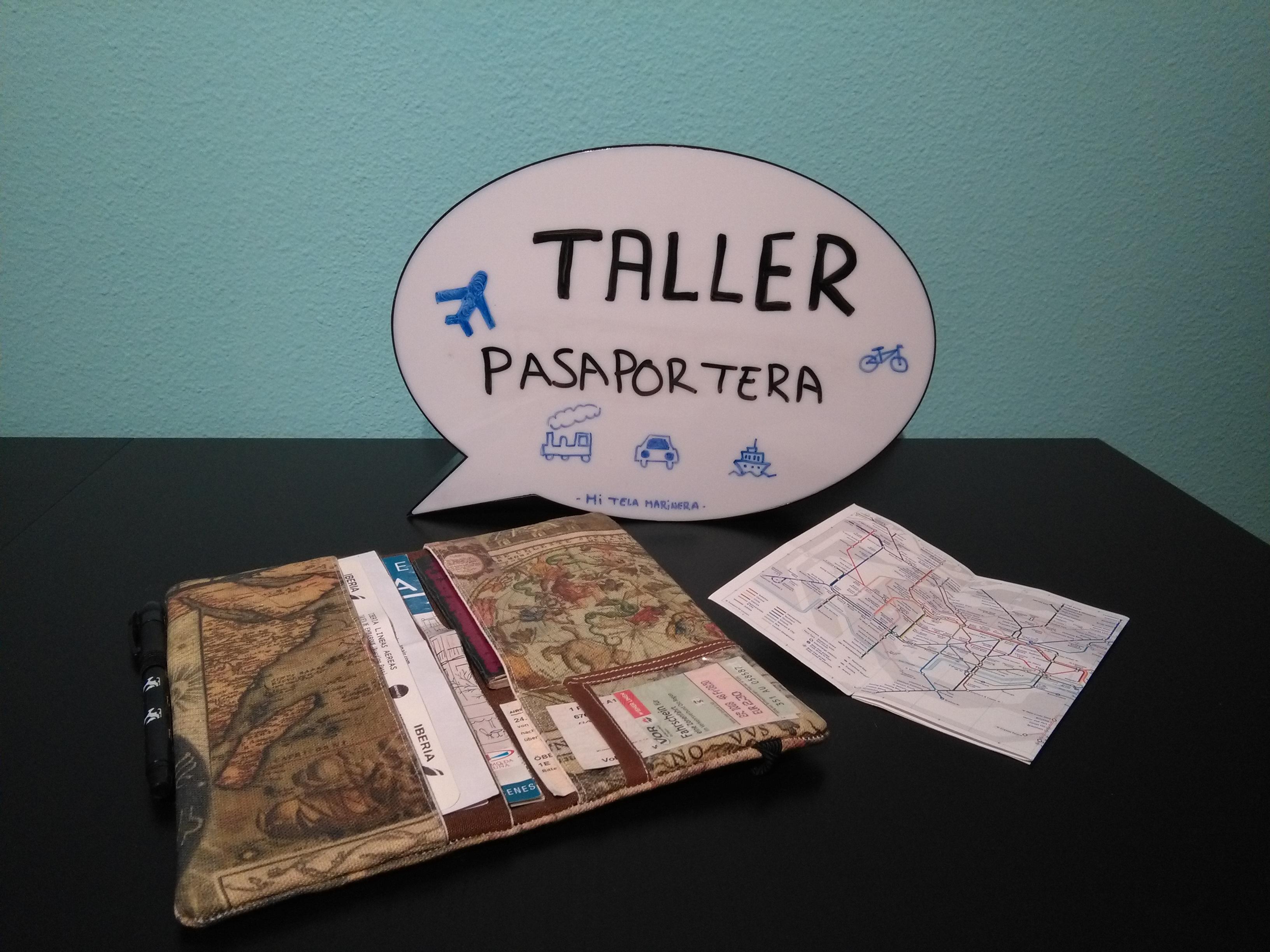 Taller pasaportera