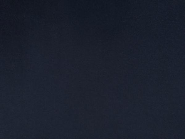 Tela de sudadera negra