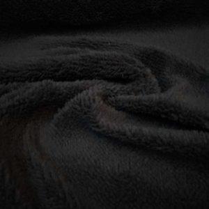 Borreguito suave color negro