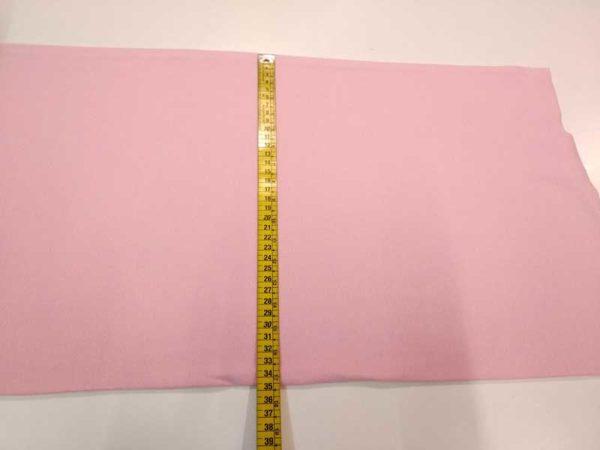 Punto tubular rosa