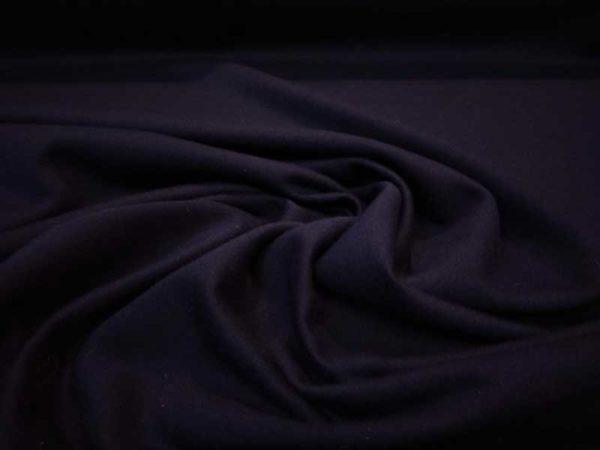 Tela de sudadera fina color marino