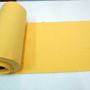 Punto tubular amarillo