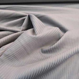 Pana ancha color gris perla