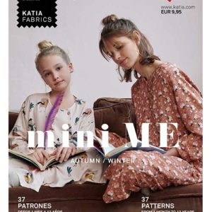 Revista Katia Fabrics MiniMe